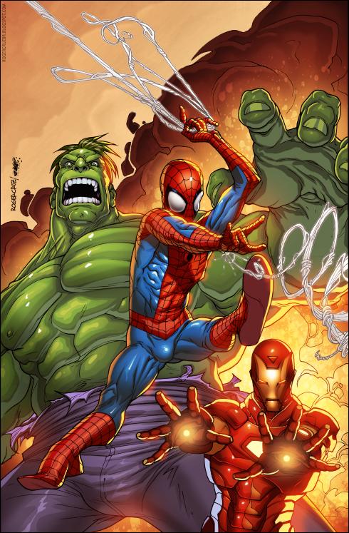 ironman hulk: