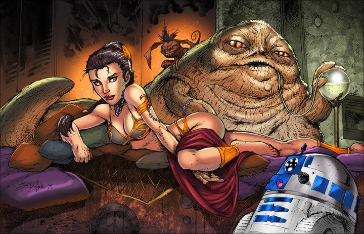 Порно принцесса и чудовище комикс