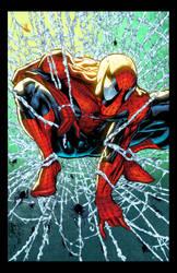 Spiderman Mcfarlane Cover Remake