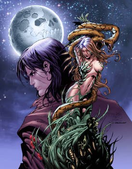 Witchblade colors...