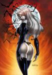 LADY DEATH by RICHARD ORTIZ-COLORS by Splash!