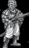 Empire Soldier