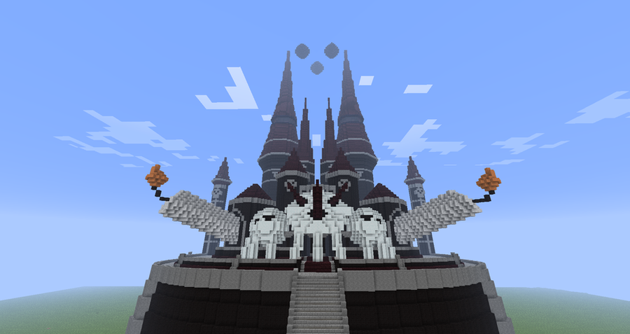 How To Build The Dwma In Minecraft