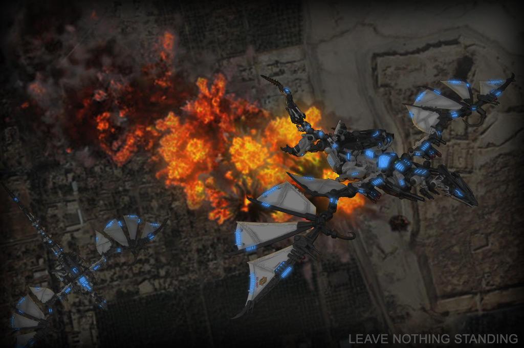 Dreadmander BombingRun