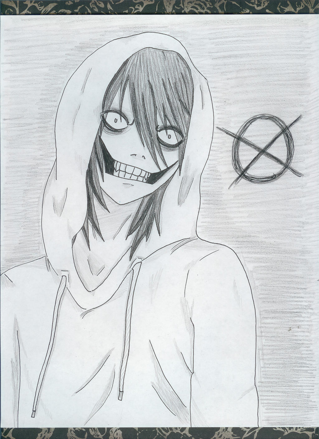 Jeff the Killer: ''Guess who's back...'' by DarkGothicRussia555