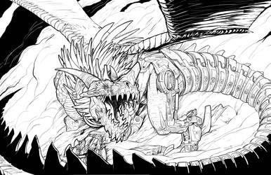 Cyber Dragon 01 by Centum