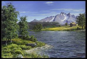 Norway by Bernhoft