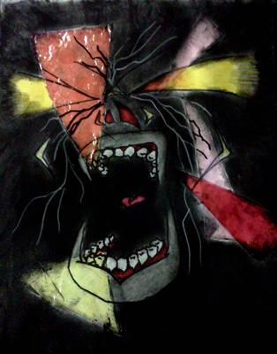Anger by kalibj