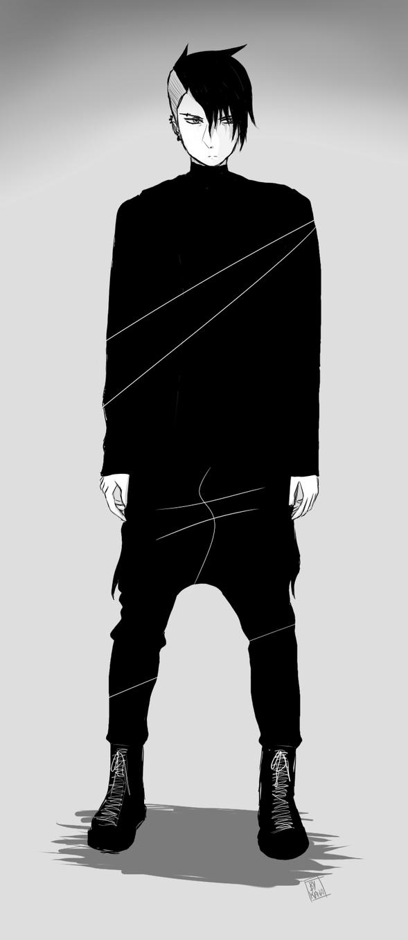 [Snk] Levi-san~ by KanaAmai
