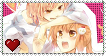 Lui X Iroha Stamp by KarakuriPanda