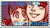 Pro Sakura and Pro Hinata Stamp by KarakuriPanda