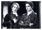 Louis and Lestat