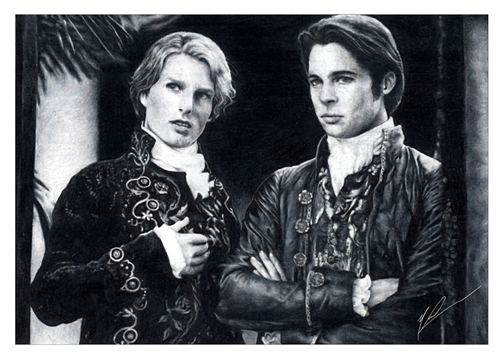 louis and lestat relationship test