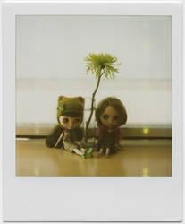 blythe buddys by Clementine98