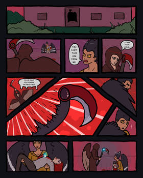 A Forced Farewell - Page 1