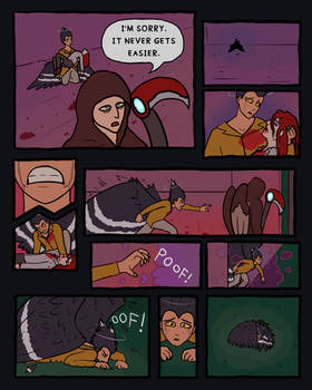 A Forced Farewell - Page 2