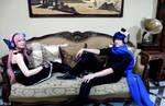 Vocaloid Magnet [Luka x Kaito Cosplay] by keybladeschosenone