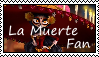 La Muerte Fan by Jocy-Chick