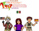 Hetalia Heritage Meme [To Be Updated] by Jocy-Chick
