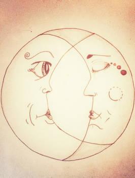 Moon, don't go down