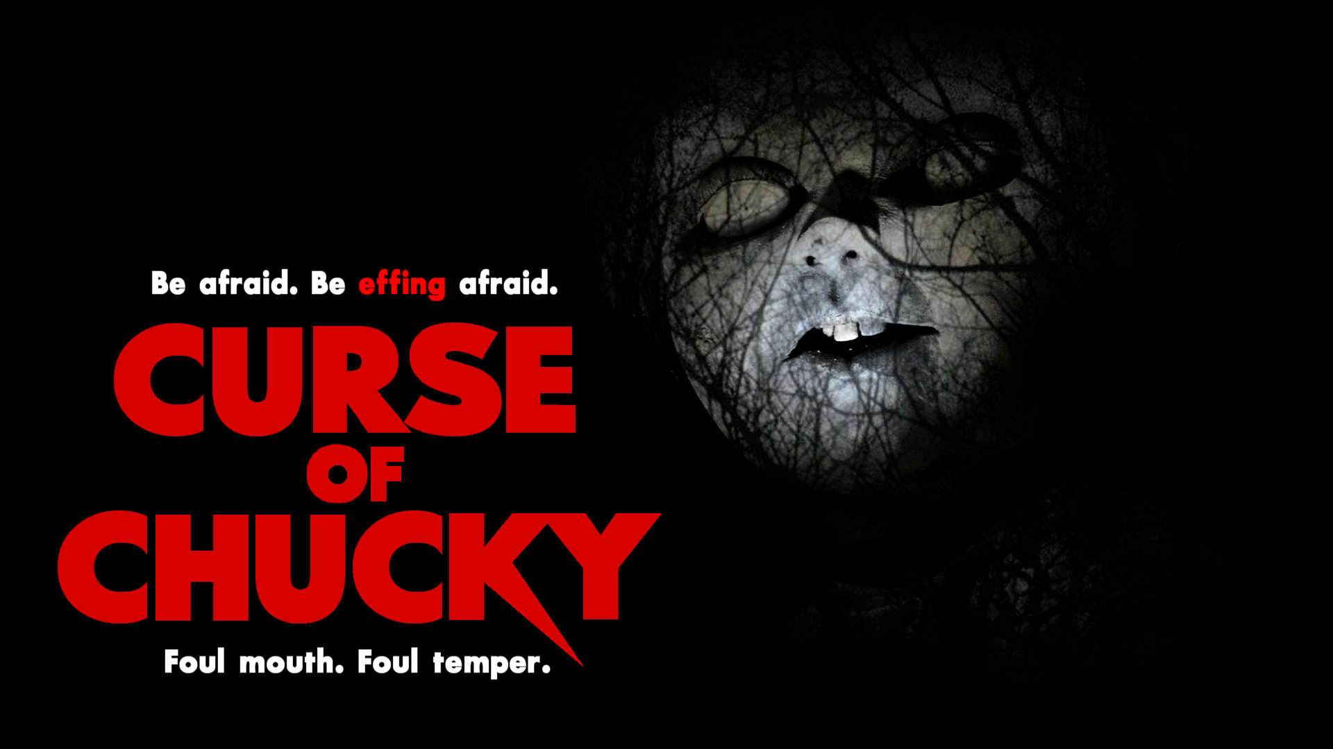 The Curse Of Chucky by ZsoltyN
