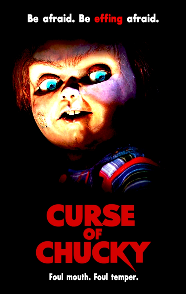 The Curse Of Chucky (Official) Teaser Poster by ZsoltyN on ...