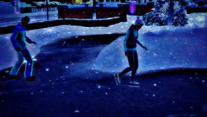 Ice Skating - The Sims 3 Seasons by ZsoltyN