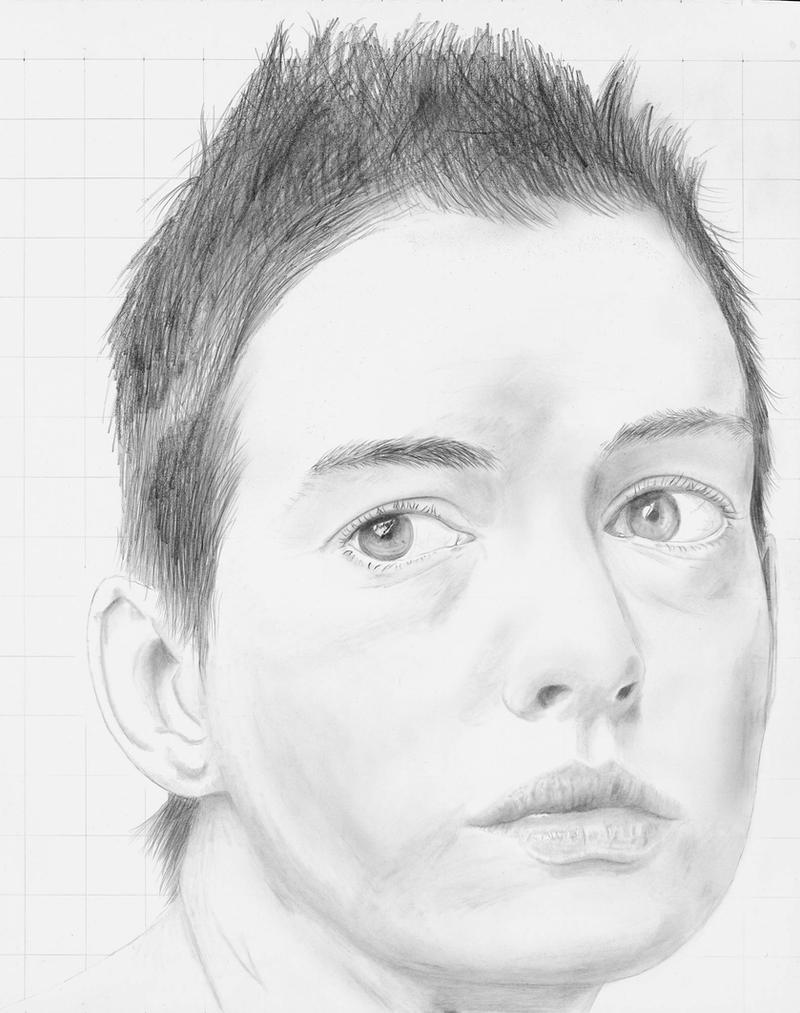 WIP Anne Hathaway by J-Mah