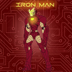Iron man  by jkthegamer