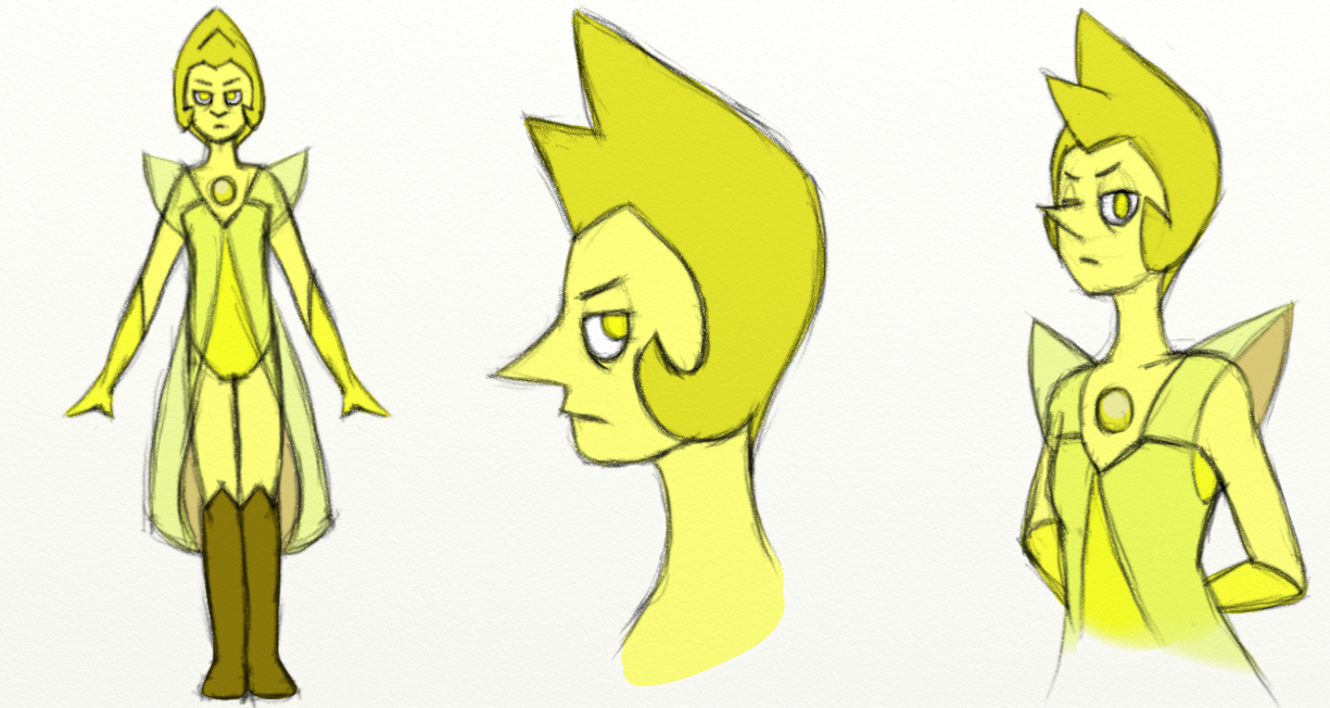 Yellow Diamond gemswap