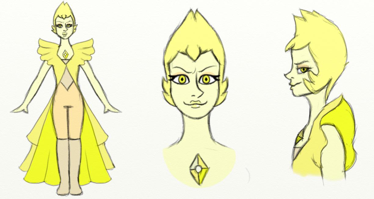 Yellow Pearl gemswap