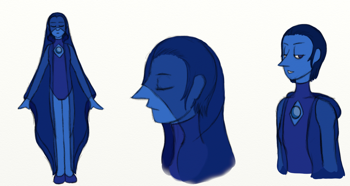 Blue Diamond gemswap