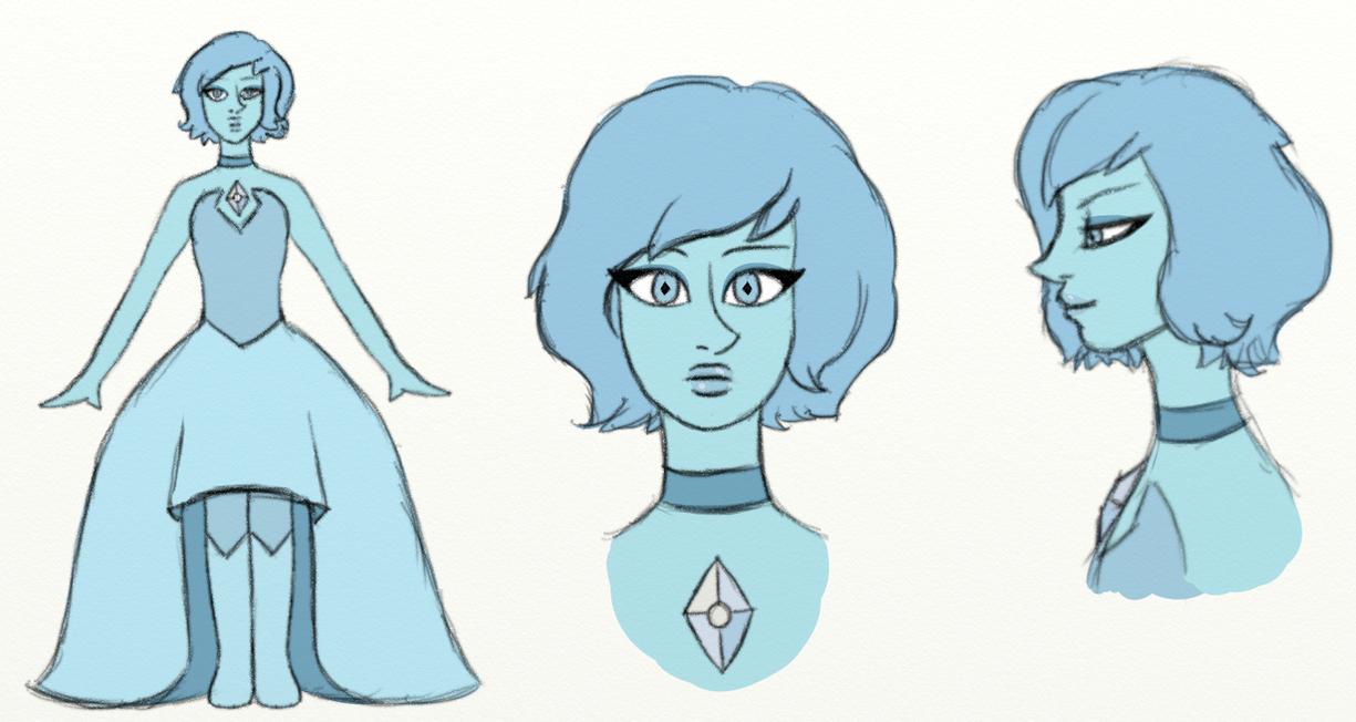 Blue Pearl gemswap