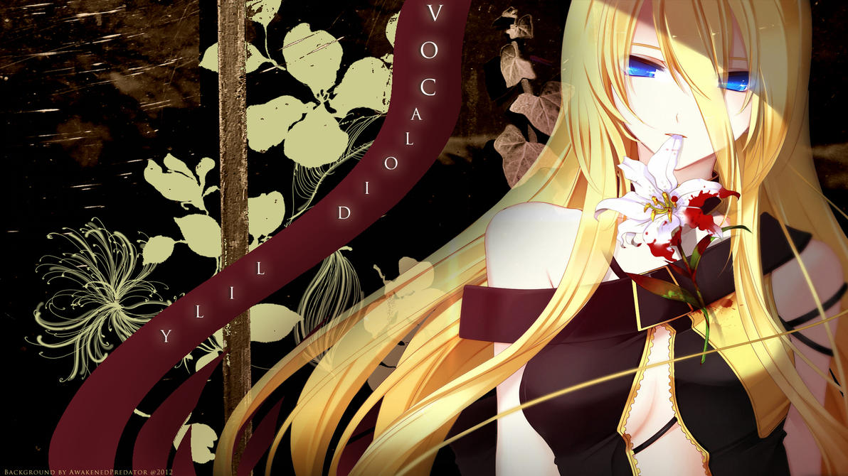 lily vocaloid wallpaper - photo #17
