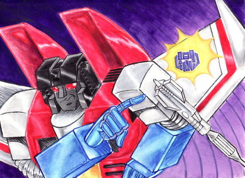 Starscream's New Insignia