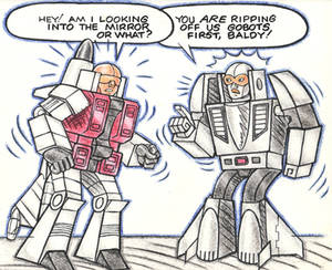 Lookalike Robots