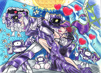 Leela's True Love by blackhellcat