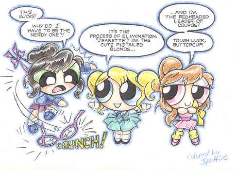PPGs As Chipettes, Reworked