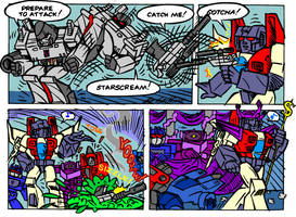 Starscream Never Did This
