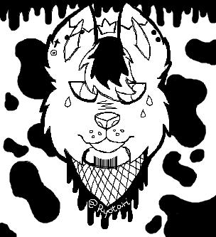 Random wolf by Ryotari
