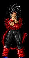 Super Saiyan 4 (Bardock)(Dragon Ball GT)