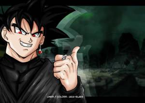 ( DBS Fanart ) Black