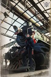 Black Jack cosplay