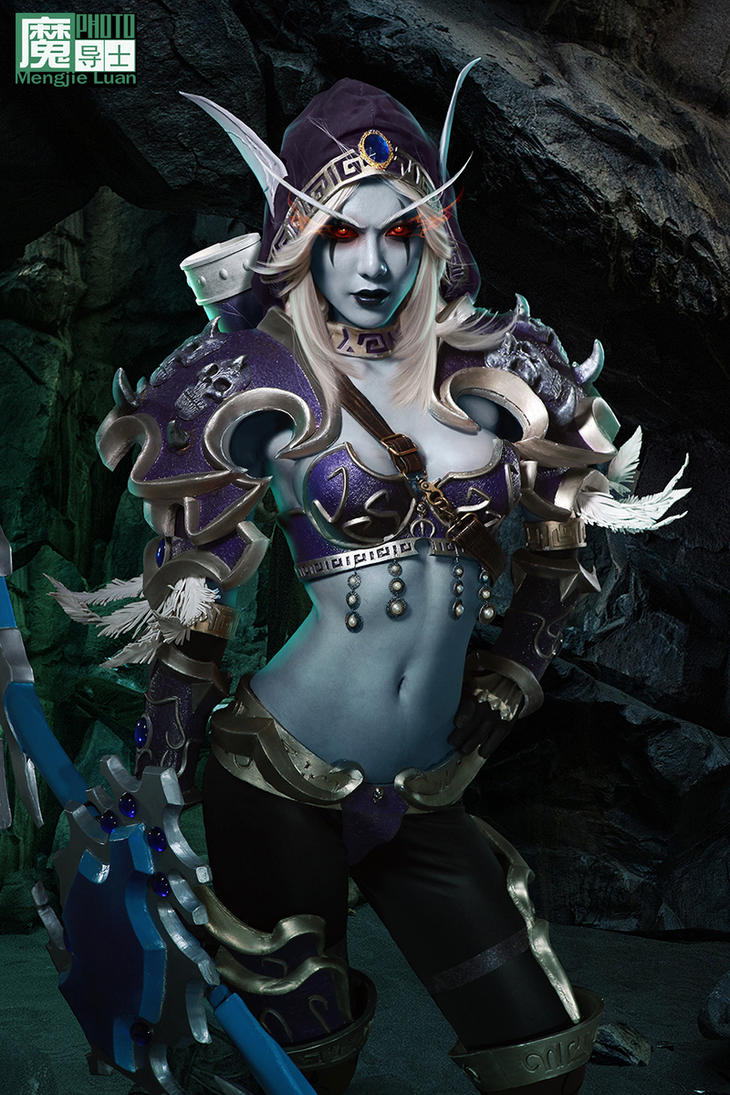 Sylvanas Windrunner By Jill by aoandou on DeviantArt
