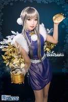 2016 Winter Solstice Chinese girl  - Naiyou by aoandou