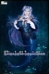 2017 Halloween Whale Elisabeth-Leviathan by aoandou
