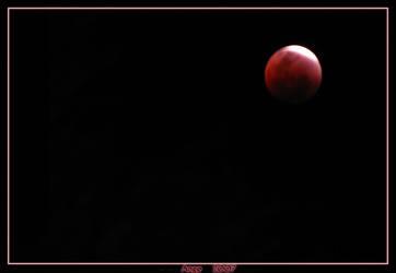 ...blood moon...