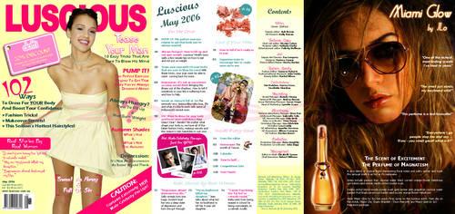 luscious magazine