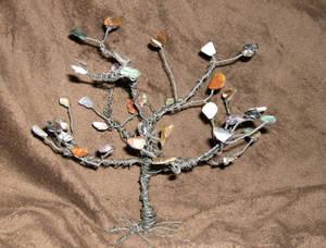 Yggdrasil gem tree
