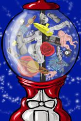 Gumball Machine by mistressali